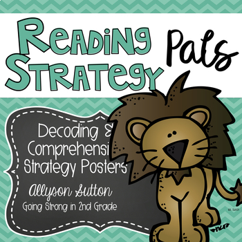 Reading Strategy Pals:Decoding & Comprehension Strategy Co