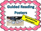 Reading Strategy Posters For guided reading Table