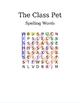 Reading Street 1St grade- Class Pet