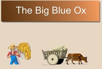 Reading Street Big Blue Ox