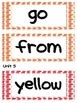Reading Street CCSS ed. Kindergarten High Frequency Words