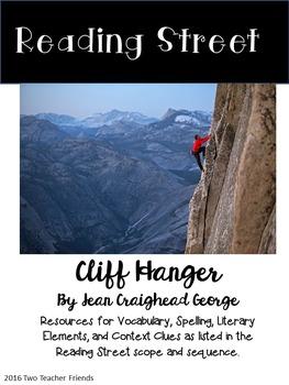 Reading Street Cliff Hanger