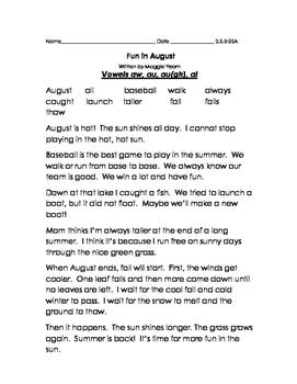 Reading Street Decodable Grade 2 Unit 5 Week 5 Signmakers