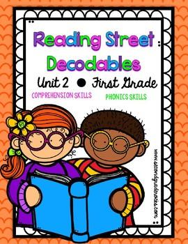 Reading Street Decodables