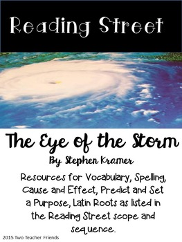 Reading Street Eye of the Storm