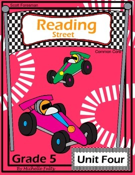 Reading Street- Fifth Grade- Unit Four