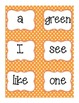 Reading Street First Grade High Frequency Cards Unit R - Unit 5