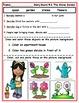 Reading Street First Grade Story Board Activities