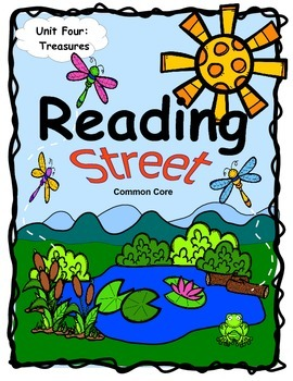 Reading Street- First Grade- Unit Four