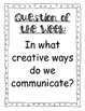 Reading Street Focus Wall Posters Grade 2, Unit 3 CC Edition