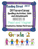 Reading Street Grade 2 Unit 3 Pearl and Wagner Differentia