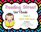 Reading Street, Grade 2, Unit 4 BUNDLE 2011 & 2013