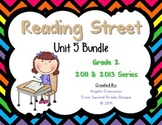 Reading Street, Grade 2, Unit 5 BUNDLE 2011 & 2013