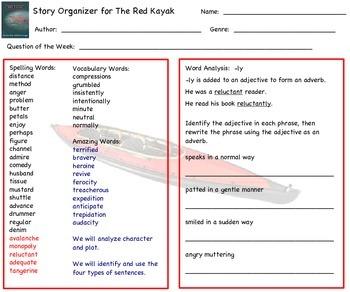Reading Street, Grade 5, Unit 1 Stories 1-5