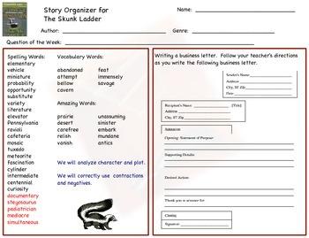 Reading Street, Grade 5, Unit 5 Stories 1-5