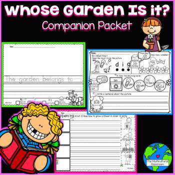 RS SideKick K Unit 2  Whose Garden? Packet {Compatible wit
