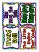 Reading Street Kindergarten Story Title Headers for Focus