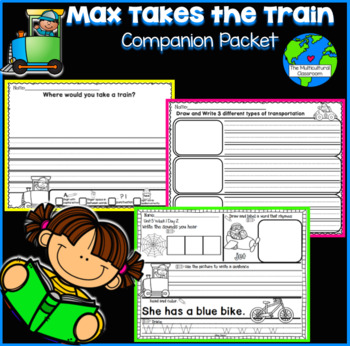 RS SideKick Unit 5  Max and a Train {Compatible with Readi