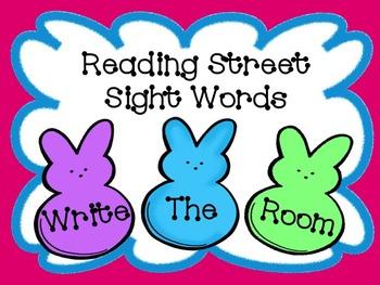 Write the Room Center Kindergarten - Aligned to Reading St