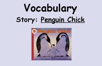 3rd Grade, Reading Street, Penguin Chick Vocabulary SmartB