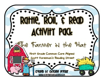 Reading Street - Rattle, Roll, and Read Activity Pack - {T