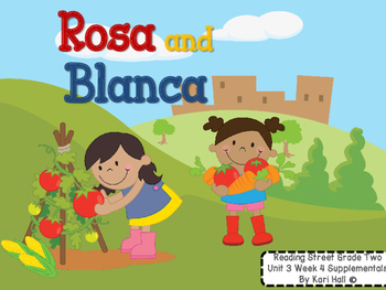Reading Street Rosa and Blanca Unit 3 Week 4 Differentiate