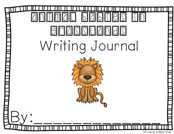 Reading Street Scott Foresman Writing Journal- Unit 2 Week
