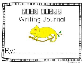 Reading Street Scott Foresman Writing Journal- Unit 3 Week