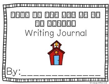 Reading Street Scott Foresman Writing Journal- Unit 5 Week