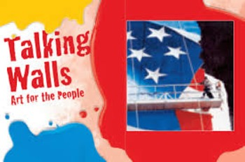"""Reading Street """"Talking Walls:  Art for the People"""" Weekly"""