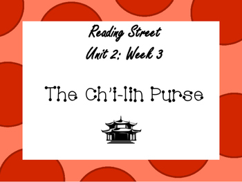 Reading Street: The Ch'i-lin Purse Posters and Activities Pack