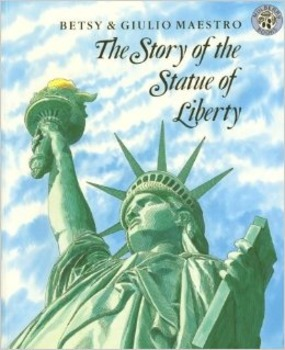 """Reading Street """"The Story of the Statue of Liberty"""" Weekly"""