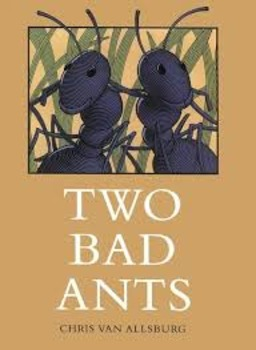 "Reading Street ""Two Bad Ants"" Weekly PowerPoint"