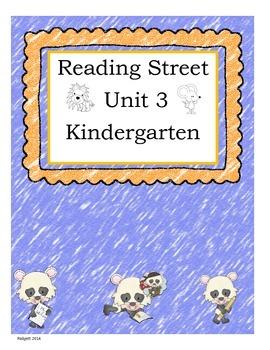 Reading Street Unit 3 Reading Strand