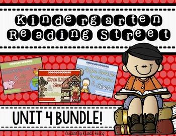 Reading Street Unit 4 BUNDLE!