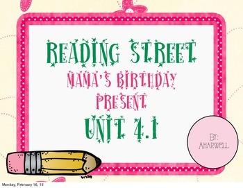 Reading Street Unit 4 Week 1