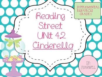 Reading Street Unit 4 Week 2 Cinderella