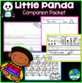 Reading Street k Unit 3 Week 1: Little Panda updated!!!
