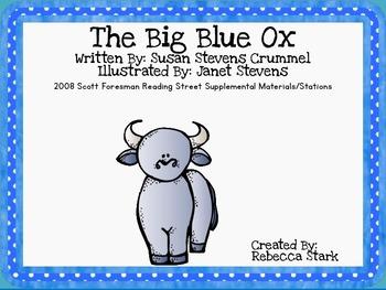 Reading Street's The Big Blue Ox Supplemental Materials an