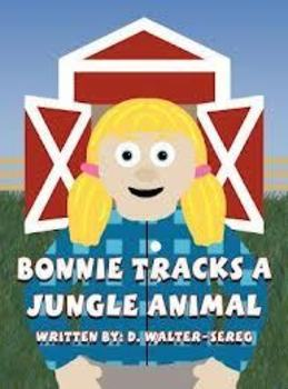 Reading Super Star Word Walk with the Book:  Bonnie Tracks