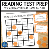 Reading Test Prep 5th Grade