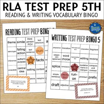 Reading Test Prep 5th Grade