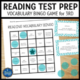 Reading Test Prep Grade 3