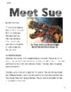"Reading & Writing Test Prep  2 Hi-Lo Articles Paired ""Meet Sue"""