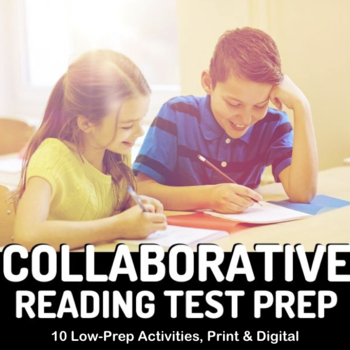 Reading Test-Prep Bundle: 8 Products & Over 100 Engaging M