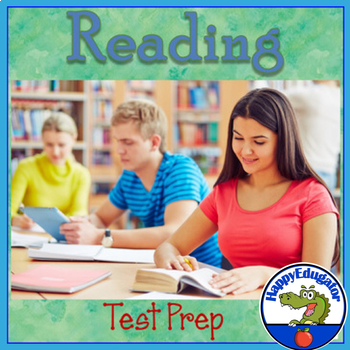 Reading Comprehension Passages and Critical Thinking Quest
