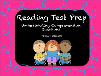 Reading Test Prep: Question Analysis