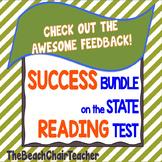 Reading Test Prep SUCCESS Bundle - Common Core Aligned