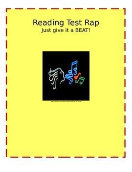 Reading Test Rap
