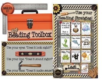 Reading Toolbox - Bulletin Board - Anchor Chart